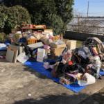 宮城県名取市にお住まいのT.K様の不用品回収前のお部屋の画像