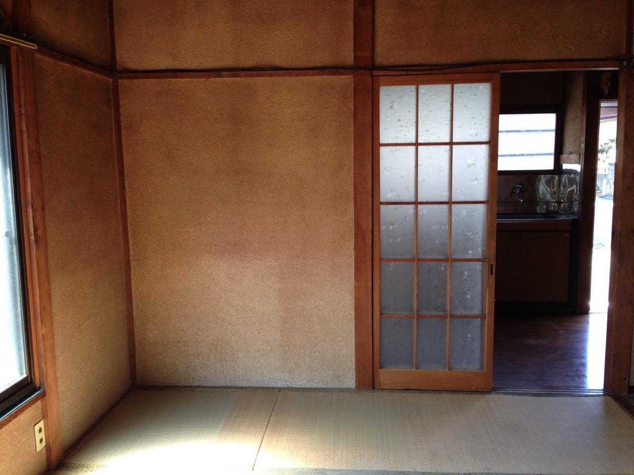 宮城県仙台市青葉区にお住まいのI.K様の不用品回収後のお部屋の画像